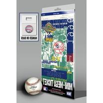 1996 World Series Mini-Mega Ticket - New York Yankees