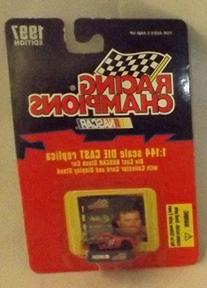 1997 Nascar Racing Champions Hut Stricklin #8 1:144 Scale