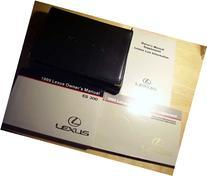 1999 Lexus ES300 ES 300 Owners Manual