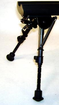 Harris Engineering 1A2-BRM Solid Base 6-9-Inch BiPod