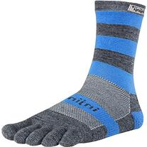Injinji 2.0 Outdoor Midweight Mini Crew Nuwwol Socks,
