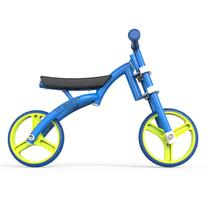 YBike EXTREME 2.0 Riding Push Toy Blue