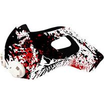 "Elevation Training Mask 2.0 ""Splatter"" Sleeve Only - Small"