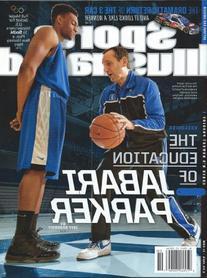 Sports Illustrated 2/24/14 Education of Jabari Parker Mike