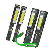2 PACK Nebo Big Larry Camo 400 lumen Flashlight 6382 Super