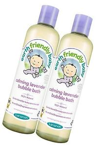 - Earth Friendly Baby - Calming Lavender Bubble Bath |