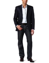Tommy Hilfiger Men's 2 Button Side Vent Suit Separate Jacket