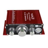 Kinter 12V 2 CH Mini Digital Audio Power Amplifier For MP3