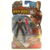 Iron Man 2 Concept 4 Inch Action Figure #45 Iron Man Sonic