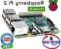 Raspberry Pi 2 Model B 1GB RAM *Latest Version 2015* 6x