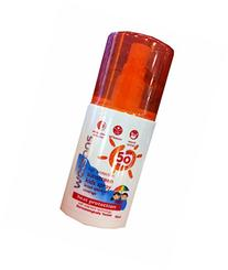 2 Packs of High Protection Sunscreen Kids Spray Broad