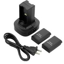 Bokit 2 Packs Xbox 360 Rechargeable Battery & Charging