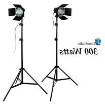 LimoStudio 2Pcs Photo Video Studio Continuous Light Lighting