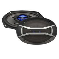 "2) NEW SUPERSONIC SC-6905 6x9"" 1200W 3-Way Car Audio Coaxial"