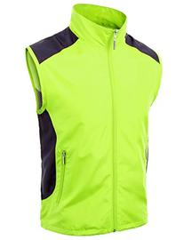 2-tone all weather proof Vest LIME size XL
