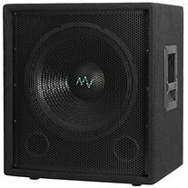 "2) NEW VM Audio VAS12SUB 12"" 1000 Watt Passive Subs DJ"