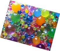 MarvelBeads Water Beads Rainbow Mix, 8 oz  for Orbeez Spa