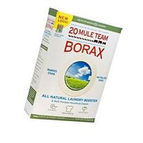 20 Mule Team Natural Laundry Booster, Borax, 76 oz