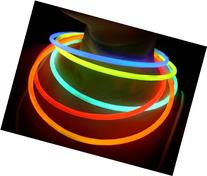 "Glow Sticks Bulk Wholesale Necklaces, 200 22"" Glow Stick"