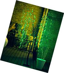 Fashionlite 5.5-Feet 200 LED Cascading Dropping Willow Light