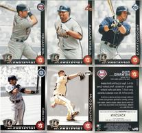 2010 Topps Baseball Ticket to Topps Town Complete Mint 25