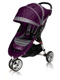 Baby Jogger 2011 City Mini Stroller in Purple