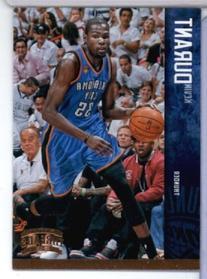 2012/13 Panini Threads Basketball Card # 98 Kevin Durant