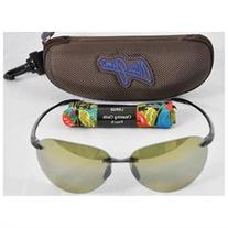 Maui Jim Sunglasses Sugar Beach HT421-11 Smoke Grey