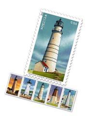 "2013  20 ""New England Coastal Lighthouses"" Forever U.S."