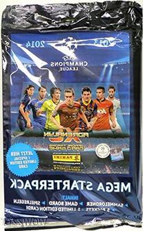 2013/2014 Panini Adrenalyn Champions League MEGA Starter