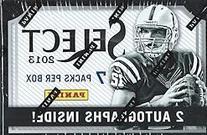 2013 Panini Select Football MINI box