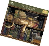 2014 Cat Tales By Charles Wysocki Wall Calendar