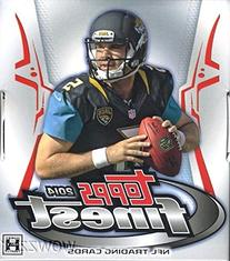 2014 Topps Finest NFL Football HOBBY Factory Sealed Box with