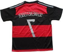 2014 GERMANY AWAY SCHWEINSTEIGER 7 FOOTBALL SOCCER KIDS