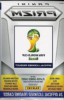 2014 Panini Prizm FIFA World Cup Brazil Factory Sealed HOBBY