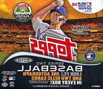 2014 Topps Series 2 Baseball Cards Jumbo Hobby Box
