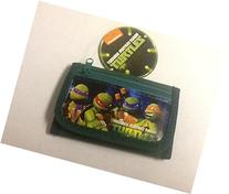 Brand New 2014 Teenage Mutant Ninja Turtles Tri Fold Wallet