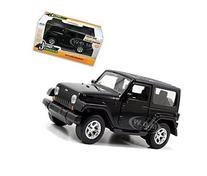 2014 Jeep Wrangler Black 1/32 by Jada 97052