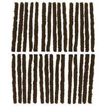 SLIME 20141 Brown Tire Repair Strings,30 Pc