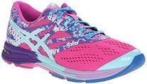 ASICS Women's Gel-Noosa TRI 10 Running Shoe, Pink Glow/Aqua