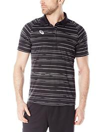 Asics 2015 Men's Club Graphic Short Sleeve Polo Shirt -