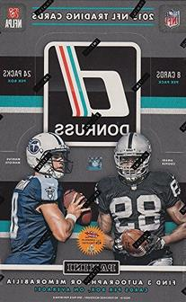 2015 Donruss NFL Football Hobby Box