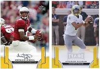 2015 Leaf Draft Football box