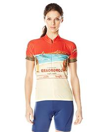 Canari Cyclewear 2015 Women's Kona Brewing Short Sleeve