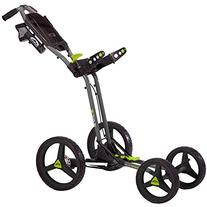 Sun Mountain MC3 Golf Micro-Cart - Black/Citron