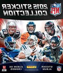2015 Panini NFL Album Stickers Box 50 Packs 7 Stickers per
