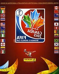 2015 Panini FIFA Women's World Cup Canada 56 Page Sticker