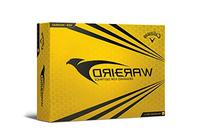 Callaway 2015 Warbird Golf Balls, Yellow