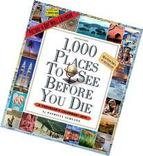 2016 1,000 Places to See Before You Die Picture-A-Day Wall