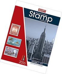 2016 Scott Catalogue Volume 2 - : Standard Postage Stamp